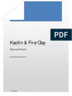 Kaolin and Fire Clay