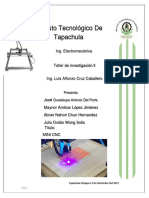 Proyecto Final de Mini Cnc