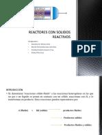 Reactores Con Solidos Reactivos Power