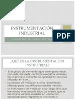 Instrumentación Industrial Trabajo de Exposición