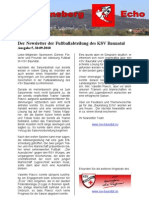 Microsoft Word - Baunsberg Echo Newsletter Nr 5