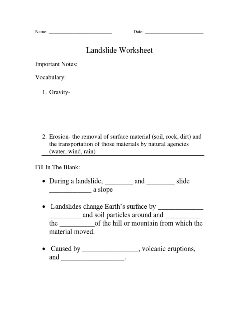 Worksheets Soil Conservation Worksheet Citysalvageanddesign Free