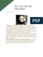ERICKSON Y EL USO DE LASMETÁFORAS