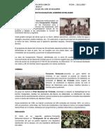 Aspectos Sociales Del 2do Gob. de Belaunde