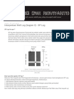 Blog Dwi Noviyanto Interpretasi Well Log (Bagian 3) - SP Log