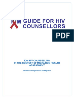 Guide for Hiv Counsellors