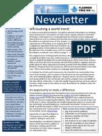Fluoride Free WA Newsletter Dec17