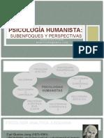 Psicoterapias Humanistas Teor a y Bases