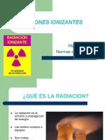 Eloy Radiaciones Ionizantes
