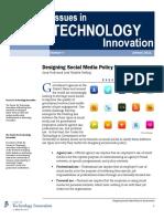01 Social Media Policy
