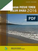 10. Kecamatan Patani Timur Dalam Angka 2016-Watermark