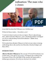 Training Ground Guru | Tactical Periodisation