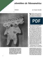 1. El Arte Precolombino de Mesoamerica - De Los Olmecas a Los Aztecas