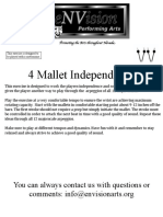 ENVision 4 Mallet Independence - Mallets