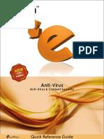 EScan Anti-Virus Qrg