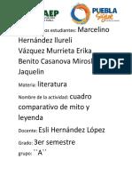 (13!12!2017)Cuadro Comparativo Literatura