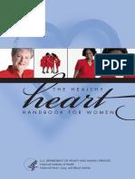 US Department of Health - The Healthy Heart Handbook for Women 2005