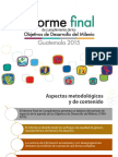 Presentacion Informe ODM Final