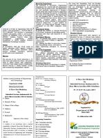 Workshop APSSDC Brochure