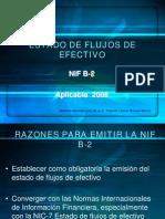 NIF B 2 Flujos de Efectivo