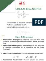 Sesión 3 Cinética de Reactores UIS
