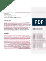 informal tech report  t c