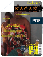 Revista Nacán No. 58