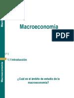 Clase Macroeconomia