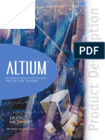 Altium MW Radio System Product Description