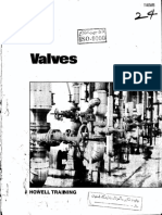 API Valves Training