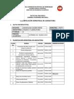 Planificacion Solidos i y Lab Sexto b
