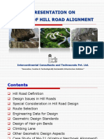 Hill Roads Part -1 Geometric Design of Hill Road 18817