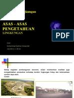 Asas Asas Lingkungan