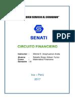 Circuito Financiero (Edison Rebatta Rojas)