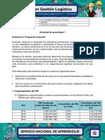 Evidencia 5 Propuesta Comercial