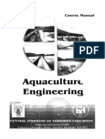 Aquaculture Engineering CIFE-238