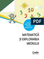 Ghidul Profesorului Matematica Cls II 17 Sept.2015