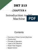 Chapter 4 - Dc Machine