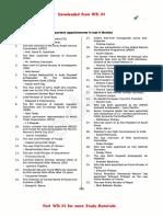 Last Six Month Current Affairs PDF