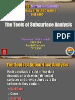 Tools 4 Subsurface Analysis