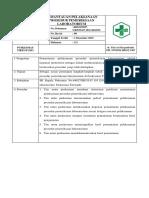 8.1.2.3.SOP Pemantauan Pelaksanaan Prosedur Pemeriksaan Lab Revisi