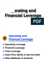 Fm10 Op and Fin Leverage
