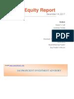 Equity Report-Sai Proficient