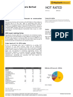 Maybank - IPO Kejuruteraan Asas Tera