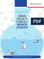 Indian Specialty Chemicals Growth Catalysts