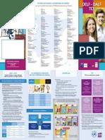 Brochure DELF Espagnol