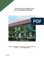 Cover Panduan Ambulance