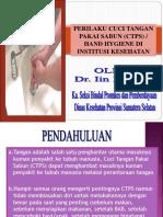 Hand Hygiene Kemkes 2012