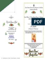 2017- 27 Dec - St Stephen Protomartyr-matlithymns