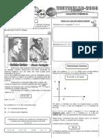 Matemática - Pré-Vestibular Impacto - Conjuntos - Conjuntos Númericos